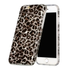 Shell Texture Pattern Full-coverage TPU Shockproof Protective Case For iPhone 6 & 6s(Little Leopard)