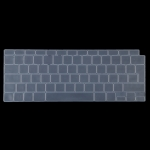 UK Version Laptop Crystal Keyboard Protective Film For MacBook Air 13.3 inch A2337 / A2179 2020(Transparent)