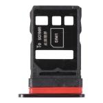 SIM Card Tray + SIM Card Tray for Huawei Nova 7 Pro 5G (Black)