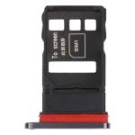 SIM Card Tray + SIM Card Tray for Honor 30 Pro (Black)