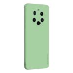 For Huawei Mate 40 Pro+ PINWUYO Sense Series Liquid Silicone TPU Mobile Phone Case(Green)