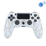 Wireless Bluetooth Game Handle For PS4, Product color: Bluetooth Version (Burst Pattern)