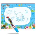 Children Magic Graffiti Water Drawing Mat, Style: Ocean