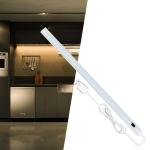 30cm LED Induction Cabinet Lamp USB Smart Sensing Light Strip(Warm White)