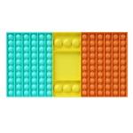Finger Bubble Colorful Chessboard Parent-Child Interactive Decompression Toy(13)