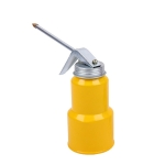 4 PCS CY-0085 Home Long Mouth Injection Device Machine Oil Pot Manual Lubrication Gear Oil Filler, Style: Metal 300ml