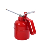 4 PCS CY-0085 Home Long Mouth Injection Device Machine Oil Pot Manual Lubrication Gear Oil Filler, Style: Metal 500ml