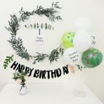 Mori Children Birthday Balloon Decoration Party Background Wall Decoration Package Specification: Type 8