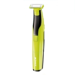 MARSKE MS-2213 Washable Shaver Hair Removal Apparatus For Ladies and Men(Green)