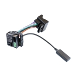 Car AUX Bluetooth Audio Cable Wiring Harness for Mercedes-Benz CLC SLK SL 2008- Comand NTG 2.5