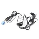 Car Bluetooth Music + AUX + MIC Digital Disc Box for Volkswagen / Audi