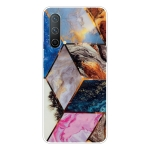 For OnePlus Nord CE 5G Abstract Marble Pattern TPU Protective Case(Water Color)