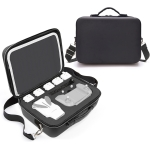 Portable Single Shoulder Storage Travel Carrying Cover Case Box with Baffle Separator for FIMI X8 mini(Black + Black Liner)