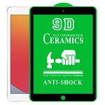 9D Full Screen Full Glue Ceramic Film For iPad 10.2 2020 / 2019