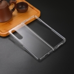 For Samsung Galaxy Z Fold3 5G Frosted Transparent Shockproof Protective Case