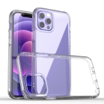 Shockproof Transparent TPU Airbag Protective Case For iPhone 13 Pro(Transparent)