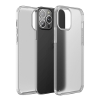 Four-corner Shockproof TPU + PC Protective Case For iPhone 13 Pro Max(Translucent)