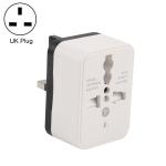 WN-2018 Dual USB Travel Charger Power Adapter Socket, UK Plug