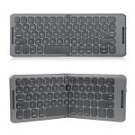 B088 Universal Mini Foldable Three-channel Bluetooth Wireless Keyboard
