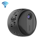G30 HD 1080P WiFi IP Camera, Support Night Vision & Motion Detection & TF Card (Black)