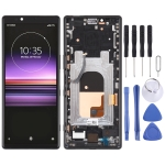 Original LCD Screen and Digitizer Full Assembly for Sony Xperia 1