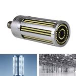 E27 2835 LED Corn Lamp High Power Industrial Energy-Saving Light Bulb, Power: 120W 5000K (White)