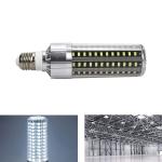 5730 LED Corn Lamp Factory Warehouse Workshop Indoor Lighting Energy Saving Corn Bulb, Power: 25W(E27 6500K (White))