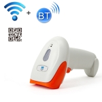 NETUM Supermarket Laser Barcode Bluetooth Wireless Scanner, Model: Two-dimensional Wireless + Bluetooth