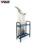 PGM Golf Club Display Stand 18-Hole Double-Layer Rack(18 Rod Position)