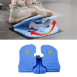 LS-106A Home Exercise And Fitness Mini Stepper Stretch Plate Training Equipment For The Elderly, Random Colour Delivery