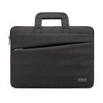 YOBAN Y-923-1 Casual Laptop Bag Waterproof Tablet Business Bag, Size: 14 inch(Dark Gray)