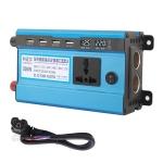 Carmaer 60V to 220V 500W Double Socket Car Double Digital Display Inverter Household Power Converter
