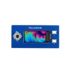 WAVESHARE 65K Colors 160 x 80 Pixel 0.96 inch LCD Display Module for Raspberry Pi Pico, SPI