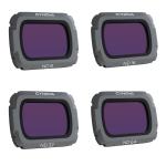 CYNOVA C-MA-203 ND8+ND16+ND32+ND64 Lens Filter Set for DJI Mavic Air 2
