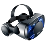 VRG Pro Audio Video Version Blu-ray Coated Lenses All-in-one Mobile Phone 3D VR Glasses