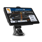 7 inch Car GPS Navigator 8G+256M Capacitive Screen High Configuration, Specification:South America Map