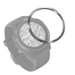 For Garmin Fenix 6S/ 6S Pro/6S Sapphire Smart Watch Steel Bezel Ring, B Version(Silver)
