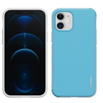 wlons PC + TPU Shockproof Protective Case For iPhone 13(Blue)