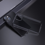 hoco Light Series TPU Soft Phone Protective Case For iPhone 13(Black)