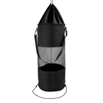 Oxford Cloth Garbage Storage Bag for Ship, Size: 65 x 25 x 25cm (Black)