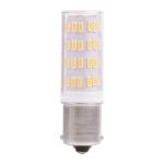 1156/BA15S 63 LEDs SMD 4014 Dimmable No Flicker LED Light, AC/DC 12-24V(Warm White)