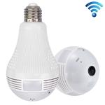 B3 1.3 Million Pixel Home Smart WiFi Panoramic Light Bulb Camera