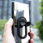 Original Xiaomi Youpin bcase Silicon Mobile Phone Holder (Black)