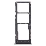 SIM Card Tray + SIM Card Tray + Micro SD Card Tray for Infinix HOT 7 Pro (X625B) (Black)