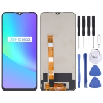 LCD Screen and Digitizer Full Assembly for OPPO Realme C25 RMX3193 RMX3191
