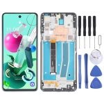 LCD Screen and Digitizer Full Assembly With Frame for LG K92 5G LMK920 LM-K920