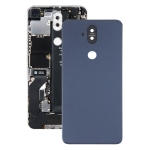Grass Material Battery Back Cover With Camera Lens for Asus Zenfone 5 Lite ZC600KL