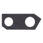 Back Camera Lens for Asus ROG Phone II ZS660KL (Black)