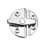 316 Stainless Steel Round Box Buckle Ship Yacht Hardware Accessories