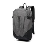 Y-1821 Multifunctional Travel Waterproof Sports Backpack Outdoor Hiking Wear-Resistant Backpack(Grey)